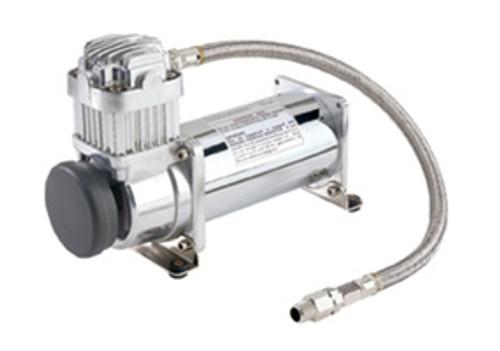 Viair 12v 350C Air Compressor Chrome - 150psi