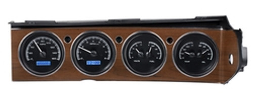 1970-74 Dodge Challenger/70-74 Plymouth Cuda & Rallye Instrument System (Bezel Not Included)