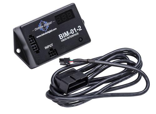 BIM Expansion, OBD-II/CAN interface