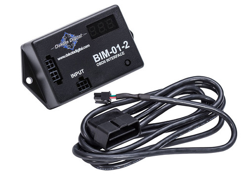 BIM Expansion, OBD-II/CAN interface