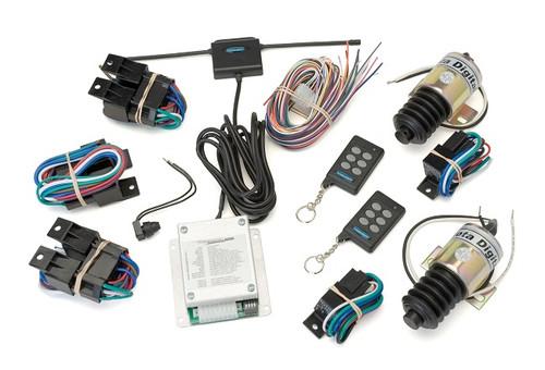 Commander 10K Ten-Function Remote Entry System w/ 2 35lb Solenoids