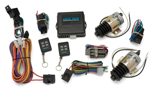 Four Function Remote Kit w/ 2 35lb Solenoids