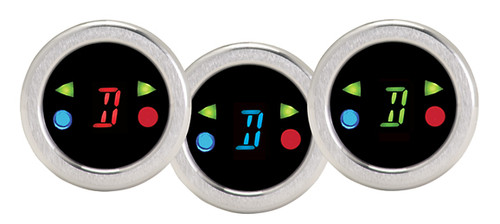 Round Digital Gear Shift Indicator w/ Indicators