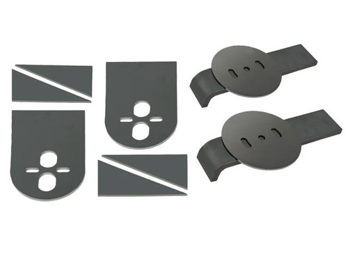 Torsion Front Airbag Brackets