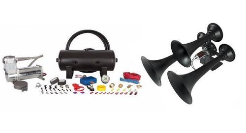 Rhino 2 Gal Train Horn Kit