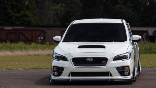 2015-2019 Subaru STI /WRX Air Lift Kit with Manual Air Management - front view