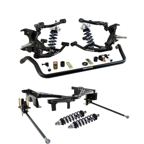 CoilOver Suspension System for 1988-1998 Chevy 1500- complete Kit
