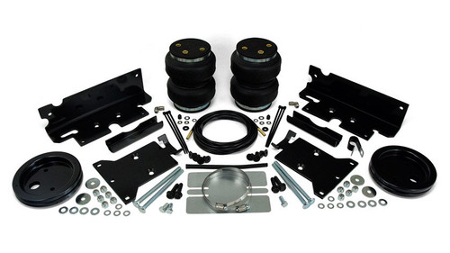 2011-2015 Chevy/GMC 3500 Commercial Cab Ultimate Rear Helper Bag Kit