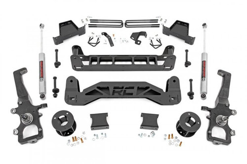 6IN Ford Suspension Lift Kit (2004-2008 F-150 2WD)