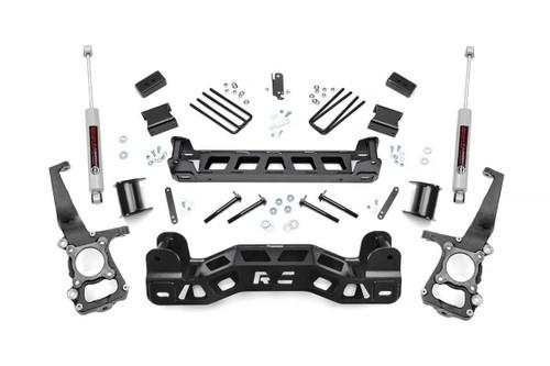 4in Ford Suspension Lift Kit (09-10 F-150) - Premium N3
