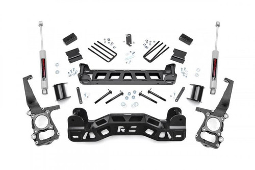 4in Ford Suspension Lift Kit (11-14 F-150)