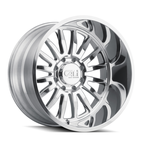 Cali Offroad Summit Polished 20x12 8x170 -51mm 125.2mm