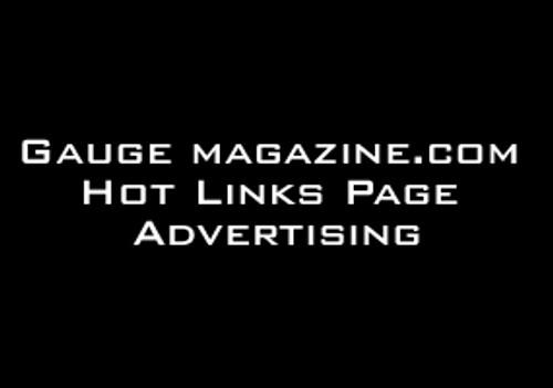 Hot Links Page On Gauge Magazine.com