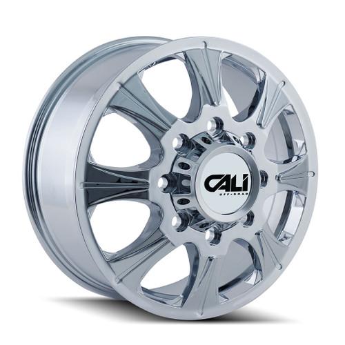 Cali Off-Road Brutal Front Chrome 22x8.25 8x210 127mm 154.2mm
