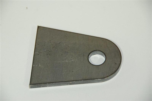 Short 4 Link Axle Tab (Flat Bottom)