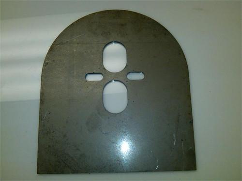 Standard Bridge Plate