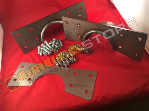 Universal bolt in c-notch kit