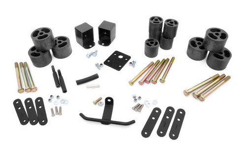 Jeep 2in Body Lift Kit (87-95 Wrangler YJ)
