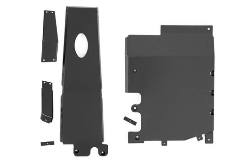 Jeep Skid Plate System- Engine and Transfer Case Combo