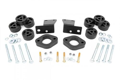 1.25IN Jeep Body Lift Kit (18-20 Wrangler JL)