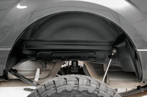 Chevrolet Rear Wheel Well Liners (99-06 1500/2500/3500 PU)