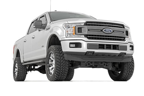 Ford Dual 10in LED Grille Kit (18-20 F-150 | XLT)