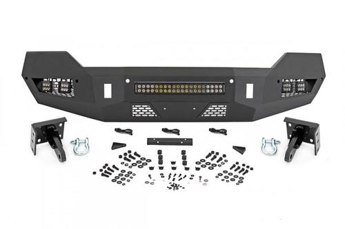 Ram Heavy-Duty Front LED Bumper (13-18 1500)