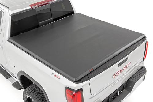 GM Soft Tri-Fold Bed Cover (19-20 1500 PU)