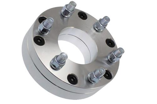 5 x 120.7 to 6 x 5.00  Aluminum Wheel Adapter