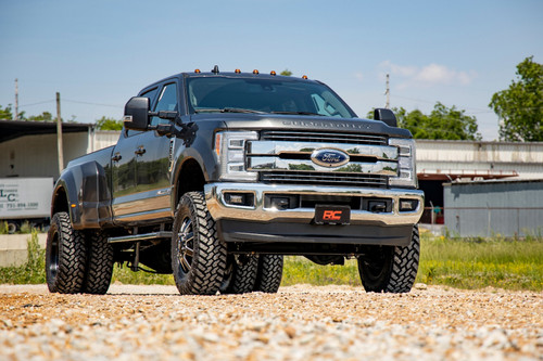 4.5IN Ford Suspension Lift Kit (17-19 F-350/450 4WD   Diesel Dually)