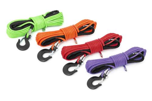 1/4IN Synthetic Winch Rope | UTV, ATV