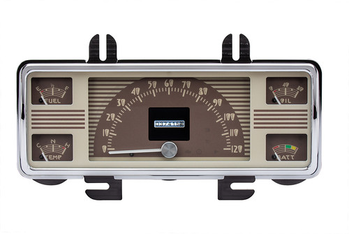 1940 Ford Car/1940-47 Ford Truck RTX Instrument System