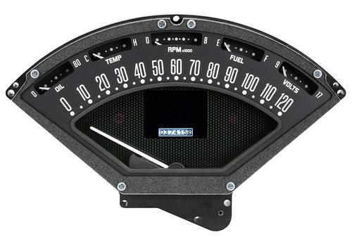 1955-56 Chevy Pickup RTX Instrument System