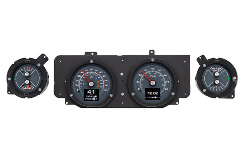1969-70 Ford Mustang RTX Instrument System