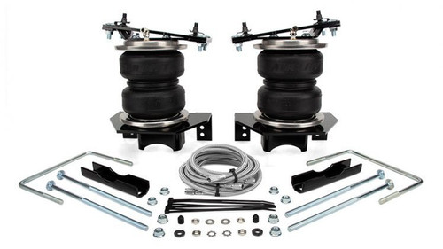 2020 Ford F-350 Super Duty (Dual Wheel) Ultimate Plus Rear Helper Bag Kit