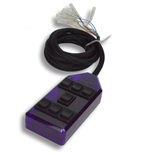 AVS ARC-7 Switch Rocker Series Purple