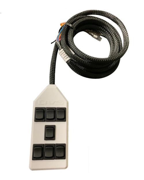 AVS ARC-7 Switch Rocker Series White
