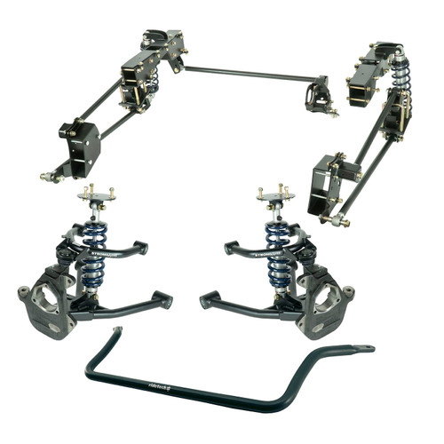 2007-2013 Chevy Silverado/GMC Sierra 1500 | Complete Coil-Over Suspension System