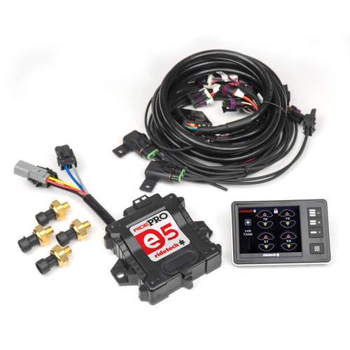 RidePro E5 Air Ride Suspension Leveling Control System