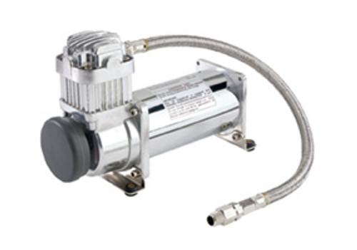 Viair 12v 380C Air Compressor Chrome - 200psi