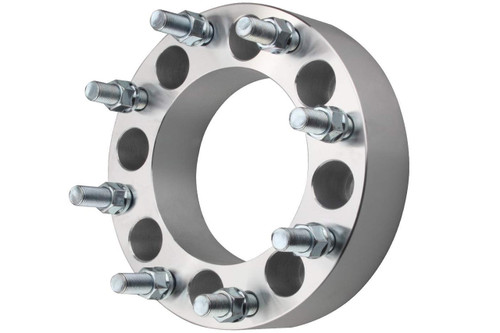 8 X 170 to 8 X 170 Aluminum Wheel Adapter