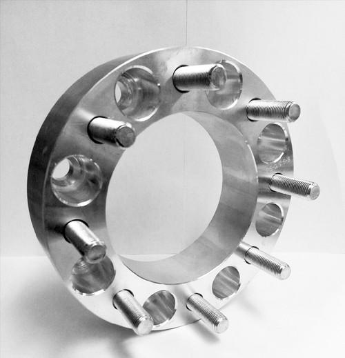 8 X 170 to 8 X 6.50 Wheel Adapter