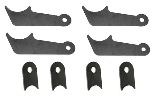 """Weld On Rear Shock Kit 2.75"""" Axle"""
