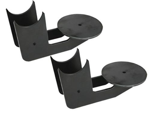 """Behind & Under Axle Bag Brackets 3.00"""" Axle (pair)"""