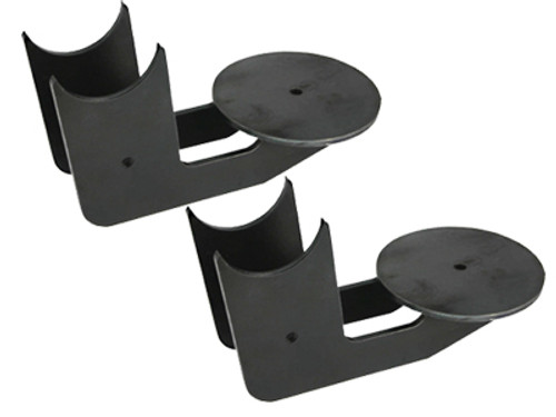 "Behind & Under Axle Bag Brackets 2.75"" Axle (pair)"