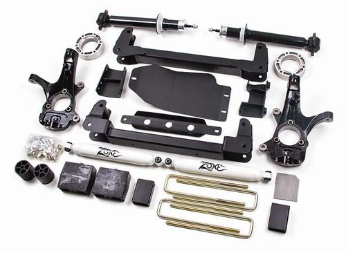 "07-10 Chevy/GMC Silverado/Sierra 1500 4WD 6.5"" Lift Kit w/Nitro Shocks"