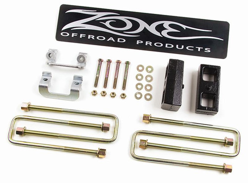 "07-10 Chevy/GMC Silverado/Sierra 1500 4WD 2"" Lift Kit w/ 2"" Rear Blk"