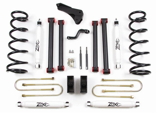 """03-07 Dodge 3/4,1 Ton 4wd Diesel&Gas,3.5"""" Rear Axle, 5"""" Lift Kit Shock"""