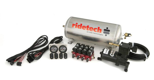 3 Gallon RidePRO Analog Control System