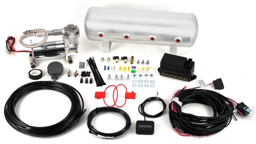 "Auto Pilot V2 1/4"" Airline & 2 gallon Air Mangement System"
